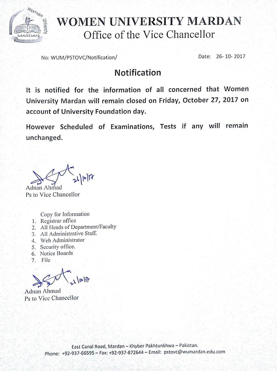 Women University Mardan   Khyber Pakhtunkhwa